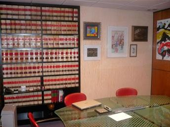 sala de juntas asesoria rubio